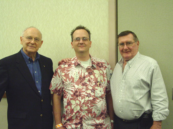 Me and the guys from Apollo 12