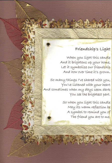 friendship's light 2