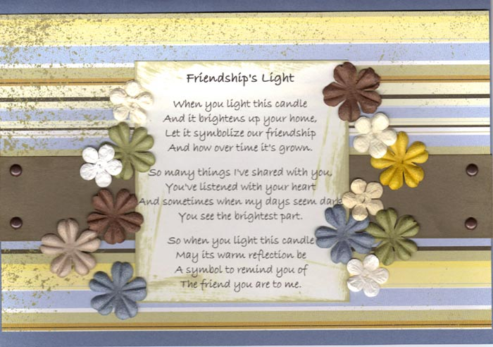 friendship's light 3