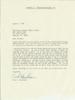 Orel Hershiser Letter