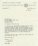 Sally Ride Letter