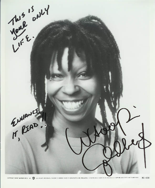 whoopi goldberg real name