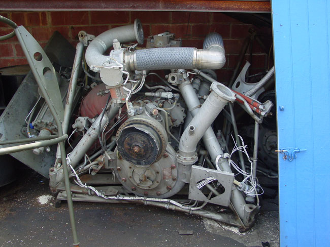 a turbopump