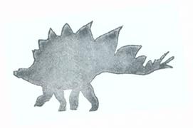 stegosaur profile