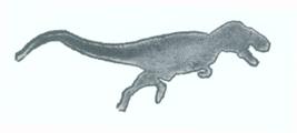 a tyrannosaur profile