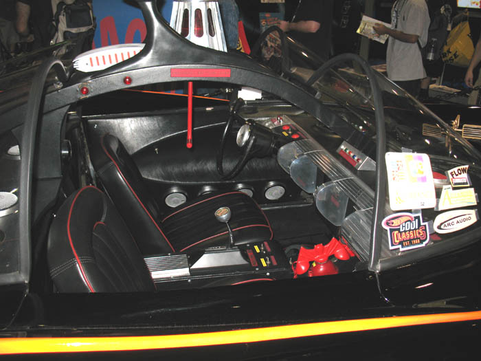 Even more batmobile