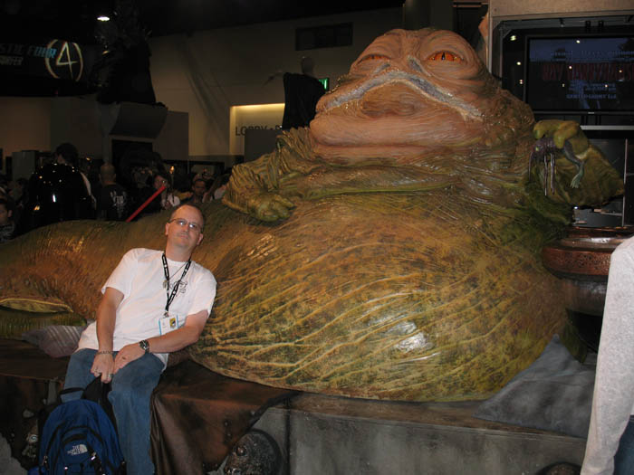 Me and Jabba