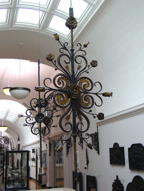 Lovely Ironwork